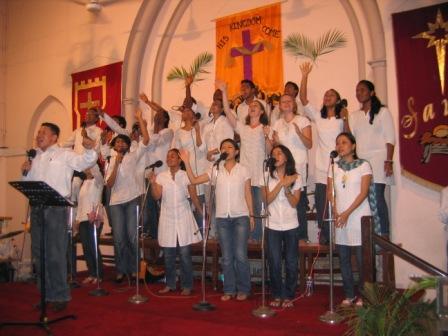 Worship Seminar – English