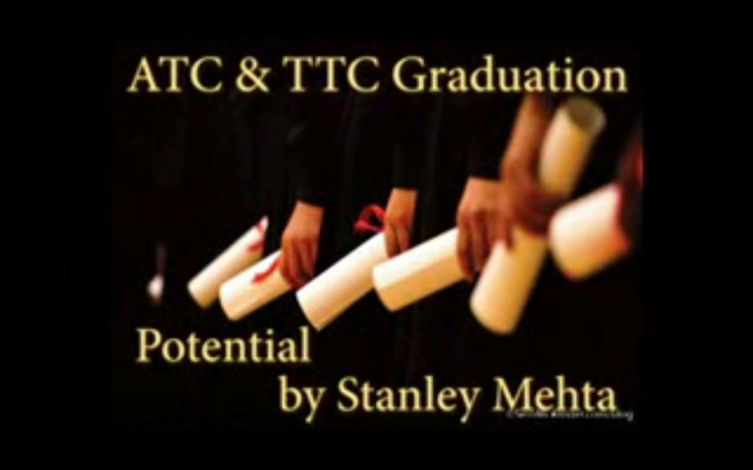 Potential – ATC & TTC Graduation- English